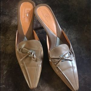 Cole Haan size 10 mules